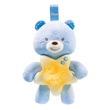 Chicco Toy First Dreams Goodnight Bear Blue