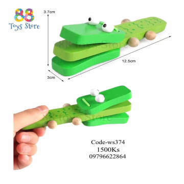 Crocodile Clapper