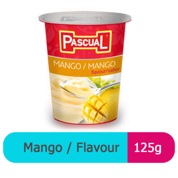 Pascual Flavoured Mango (125 g)