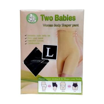 Two Babies Woman Body Shaper Pant - L Size