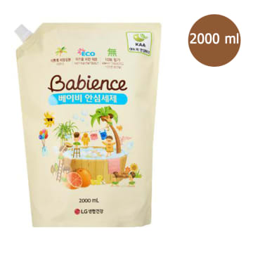 Babience First Clean Safe Detergent (Refill) (2000 ml)