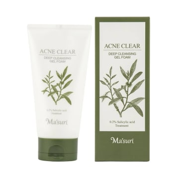 Masuri Acne Clear Facial Foam(150ml)