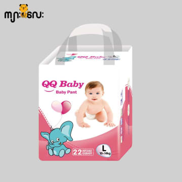 QQ Baby Pant(Large 22pcs)