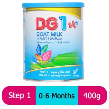 DG 1 GOAT MILK (NB to 6 Months) 400g