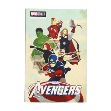 Marvel studios the first ten years avengers