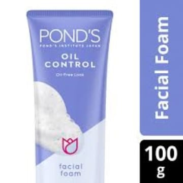 POND'S Oil Control Fc Foam (100g)