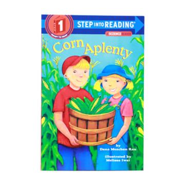 Step into reading 1 Corn Aplenty
