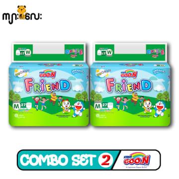 Goo.N Friend Pant - M.27pcs ( Combo Set 2 )