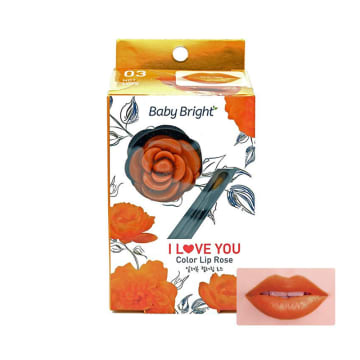 Baby Bright - I Love You Color Lip Rose #03Hotlove