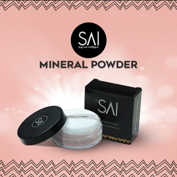 Natural Mineral Powder - Natural Ivory (02) 7g