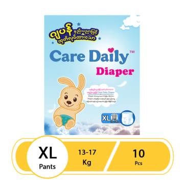 Care Daily Diaper Pant - XL (10 Pcs)