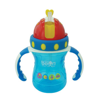 Little Bean- PP Drinking Cup with handle-300ml