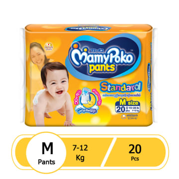MamyPoko Pants(ECO)- M20 Pcs