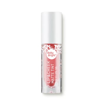 Baby bright - Lip & Cheek Matte Tint#1 Peach Me