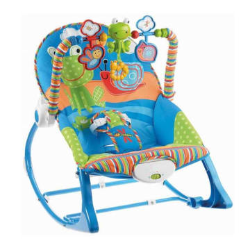 ibaby Infant - to - toddler rocker blue