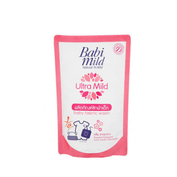 Babi Mild Ultra Mild Sakura Fabric Wash 600 ml
