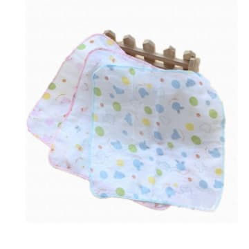 Cute Baby -Handkerchief
