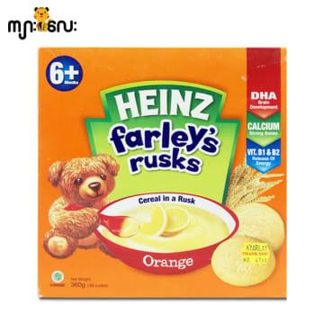 Heinz-Rusks Orange-360g-6 months+