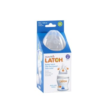 Munchkin LATCH Bottle 4OZ/120ml (0M+)