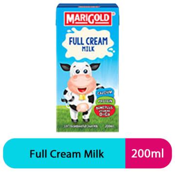 MariGold Full Cream Milk 200ml