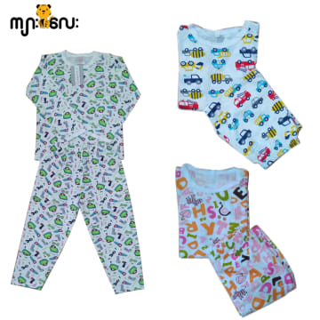 Baby & Me-Hmstay L Set - 4 year