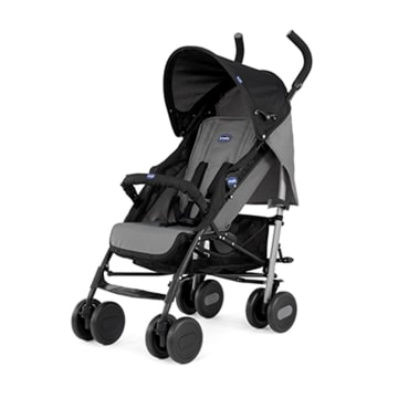 Chicco with Bumper Bar Stroller Coal