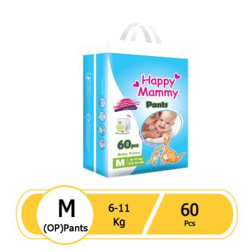 Happy Mammy Original Pants M(60 Pcs)