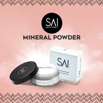 Natural Mineral Powder - Oil Control  (01) 7g