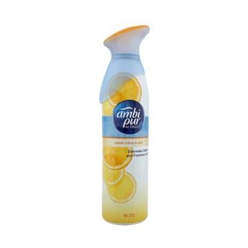 Ambi Pur Effect Spray Sweet Citurs Zest 275g