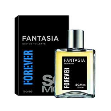Silkygirl SG MEN Fantasia Range EDT (Fantasia Forever EDT 100ml )