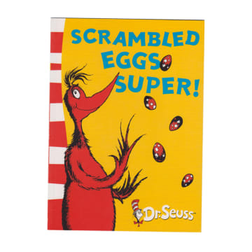 Dr Seuss scrambled eggs super