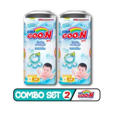 Goo.N Pants - S .34 Pcs ( Combo Set 2 )
