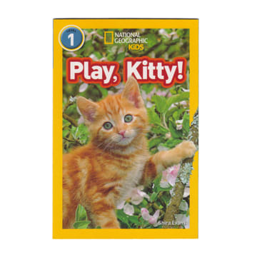 National Geographic Kids Play, Kitty! (level 1)