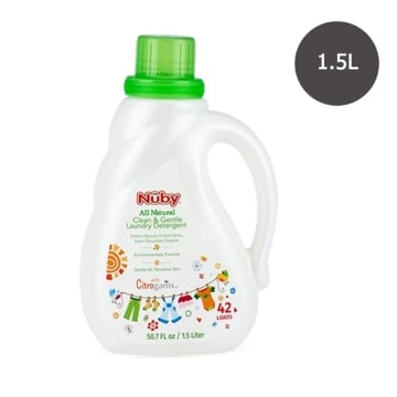 Nuby Clean & Gentle ( Laundary Detergent)