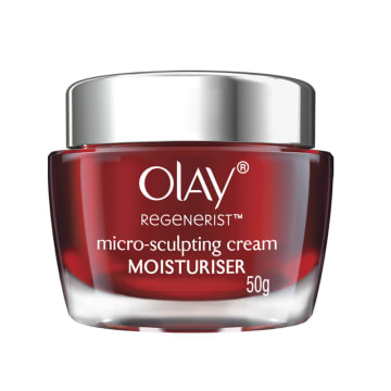 Olay  Regenerist Micro- Sculpting Moisturiser Cream 50g