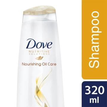 Dove Shampoo Nourishing Oil Care 320ml