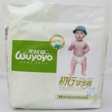 WUYOYO Baby Pants - M (24 Pcs)
