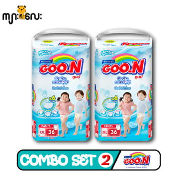 Goo.N Pants - XXL 36 Pcs ( Combo Set 2 )