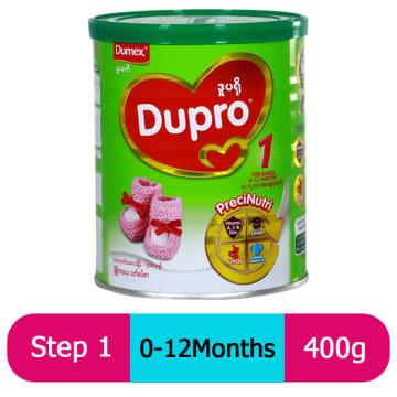 Dumex Dupro Step-1 (400g)