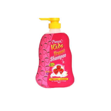 Pureen Kids yogurt Shampoo - Strawberry (750ml)