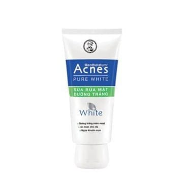 ACNES PURE WHITE WASH 50G ( 3S Formula )