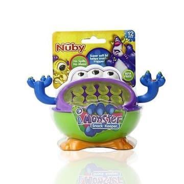 Monster Snack Keeper (Toddler Training)