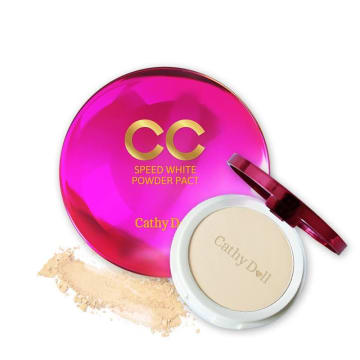 Cathy Doll CC Powder Pact 12g (#26)