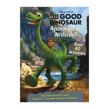 Disney Pixar The Good Dinosaur Apatosaurus Activities