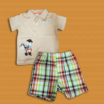 LITTLE PONY ONE SET (6-9MONTH)