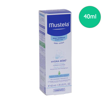 Mustela Baby Face Cream (40ml)