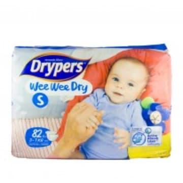 Drypers WWD S (82s) G9