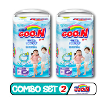 Goo.N Pants - XL 42 Pcs ( Combo Set 2 )