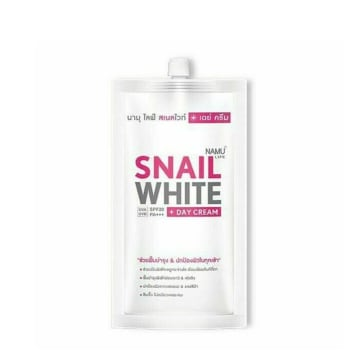 Namu Life SnailWhite Day Cream SPF20/PA+++ 7ml
