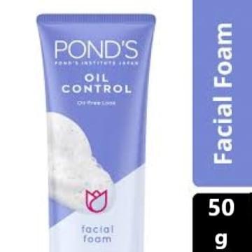 POND'S Oil Control Fc Foam (50g)